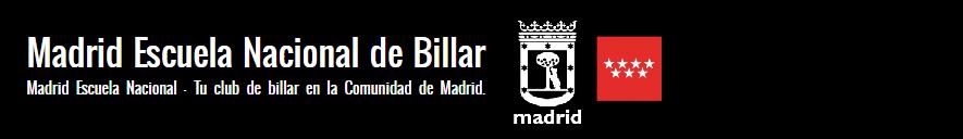 Madrid Escuela Nacional de Billar